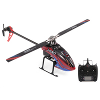 WLtoys XK K130 B RC Helicopter Brushless 3D6G Flybarless S FHSS Stunt Remote Control Helicopter Toy for Kids with 1 Batteries