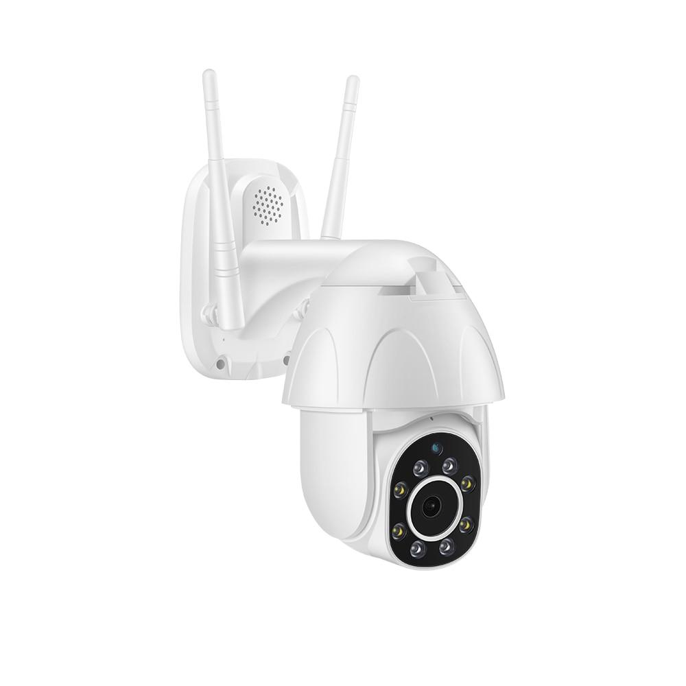 ZOSI 1080P HD PTZ IP Camera Wifi Outdoor Speed Dome Wireless Wifi Security Camera Pan Tilt 4X Digital Zoom 2MP CCTV Surveillance