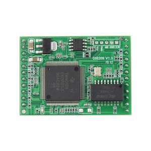 Image 1 - USR TCP232 ED2 트리플 시리얼 디바이스 서버, UART TTL 이더넷/TCP IP 모듈 컨버터 지원 D2D 포워딩