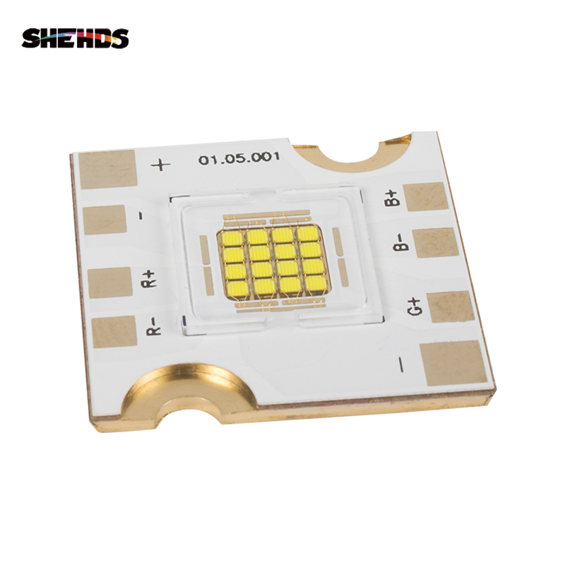 4pcs/lot Fast Shipping LED Chips Gobo 60W For LED Spot 60W Lighting Accessories LED Effect SHEHDS Stage Lighting