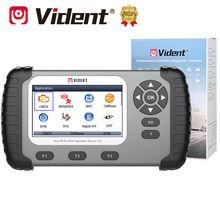 VIDENT iAuto 702 iAuto702 Pro ABS/SRS OBD2 Scanner Oil Reset SAS TPMS DPF Injector EPB IMMO BRT Gear Learning Diagnostic Tool