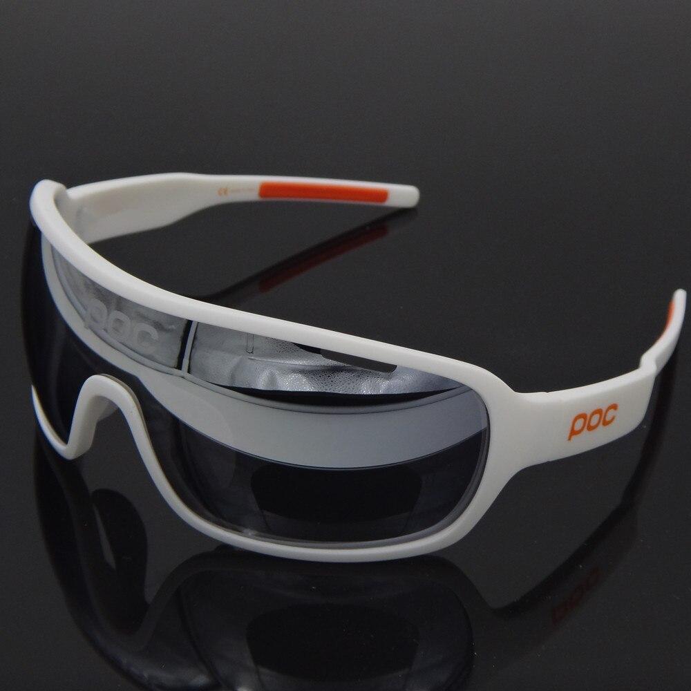 Doen Overhaast Verkoop Skibril Blade Cycing Zonnebril 4 Lens Gepolariseerde Mannen Sport Road Mtb Mountainbike Bril Eyewear