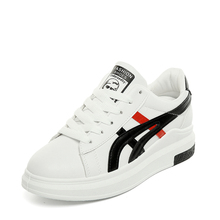 Classic White Sneakers Women Casual Canvas Shoes Female Summ