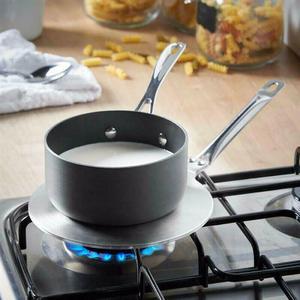 Image 5 - Индукционная плита из нержавеющей стали, адаптер теплообменника, диффузор, конвертер для газовой/электрической/плиты, бытовой