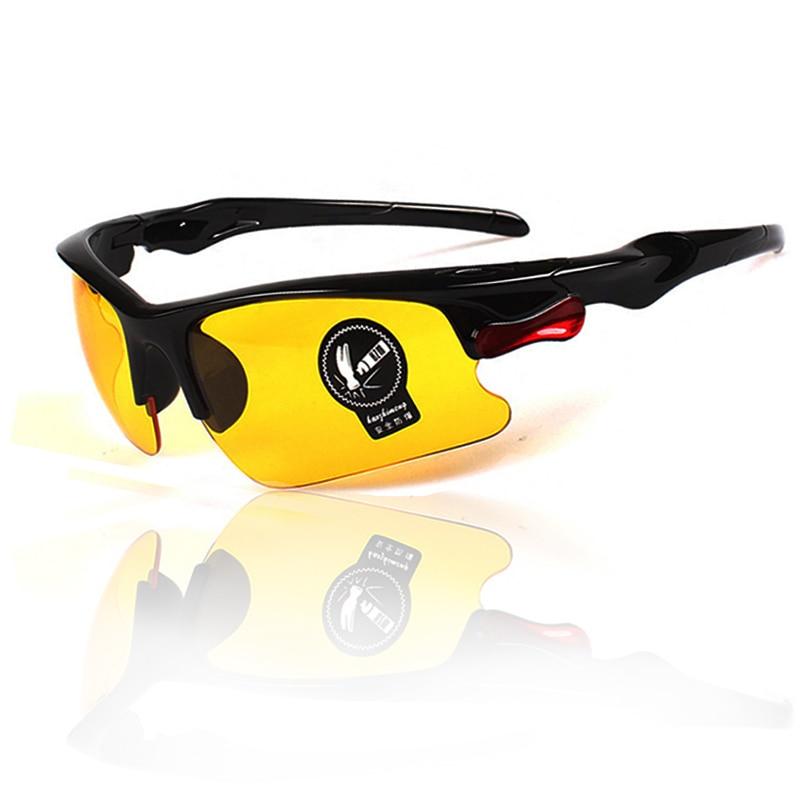 Car Driving Glasses Night Vision Glasses Protective Gear Sunglasses Night Vision Driver Goggles