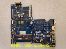 FOR HP 250 G5 Motherboard i7-7500U LA-D707P 909211-001 909211-501 909211-601 Tested working(China)