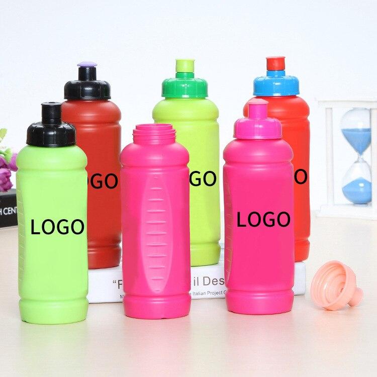 450ml Children Cute Cartoon Sports Bottle Outdoor Portable Students Plastic Water Bottle PE Drink Pitcher|Sports Bottles| |  - title=