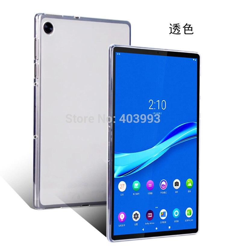 For Lenovo Tab M10 FHD Plus TB-X606F TB-X606X 10.3 Inch Funda Case Cover Soft TPU Cover Phone Silicon Coque