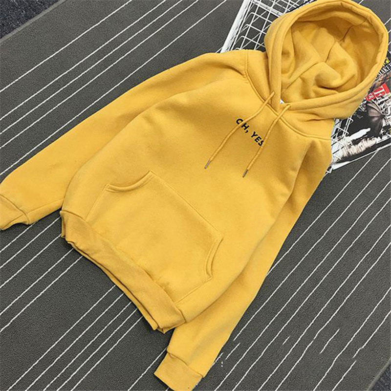 Female Sweatshirts Korean Version Of The Tide Student Harajuku Hoodie Loose Long-Sleeved Shirt Pullover Women's Clothing