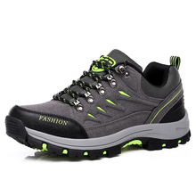 Unisex Hiking Shoes Breathable Damping Comfortable Trail Water Sneakers Women Outdoor Non Slip Men