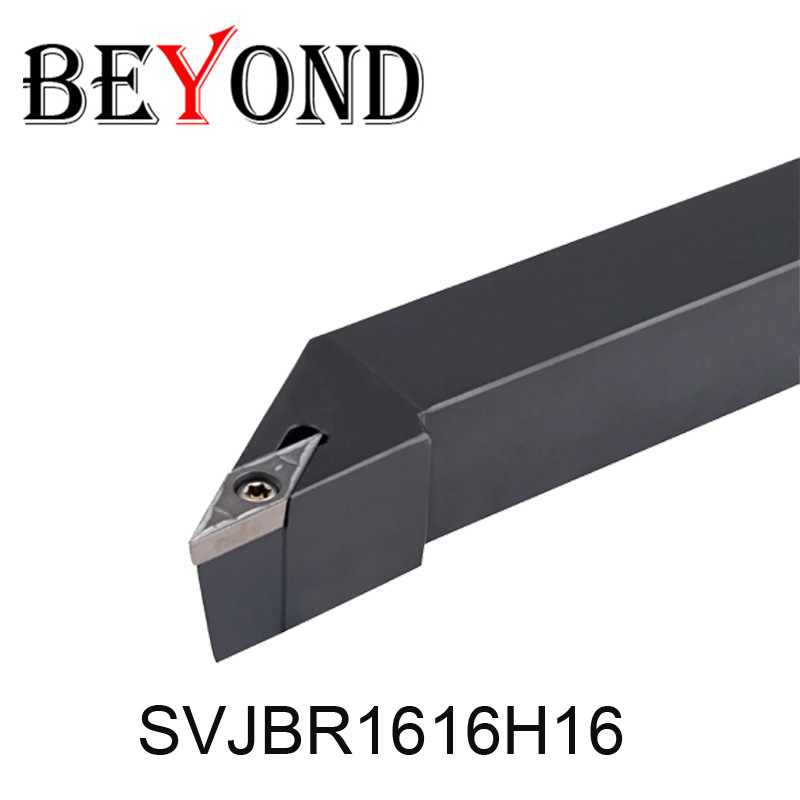SVJBR 1616H16 93 degree External Turning Tool Holder for VBMT1604 insert