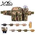 SJ-Maurie Outdoor Sport Wandern Tasche Militärische Taktische Taille Tasche Wasserdichte Camping Jagd Pouch Wasserkocher Tasche Taktische Gürtel Tasche