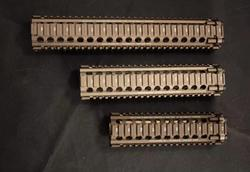 XPOWER  Rail System MK18 Handguard For AR AEG Airsoft M4A1  CS Outdoor Sports Receiver Gearbox