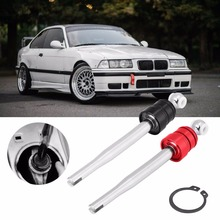 Short Throw Shifter With Gasket Quick Shift Short Throw Shifter Universal for BMW E30 E36 E39 E46 M3 M5 3/5 Series Free Shipping speedwow short shifter gear shift with knob stainless steel short throw shifter car parts for bmw e30 e36 e39 e46 m3 m5 z3 325