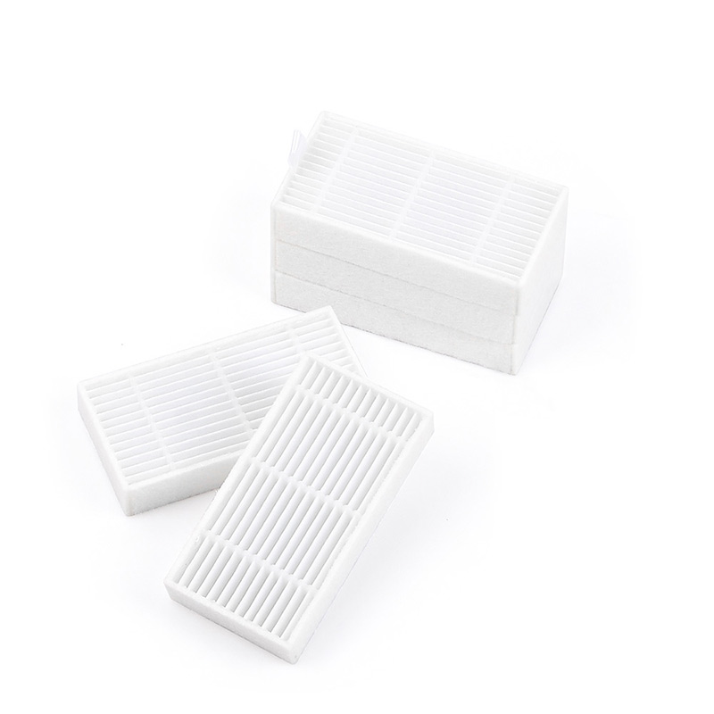 ILIFE V55Pro V5sPro V3sPro V60Pro 10Pcs Filter Pack Spare Parts Replacement Kit PX-F010 3