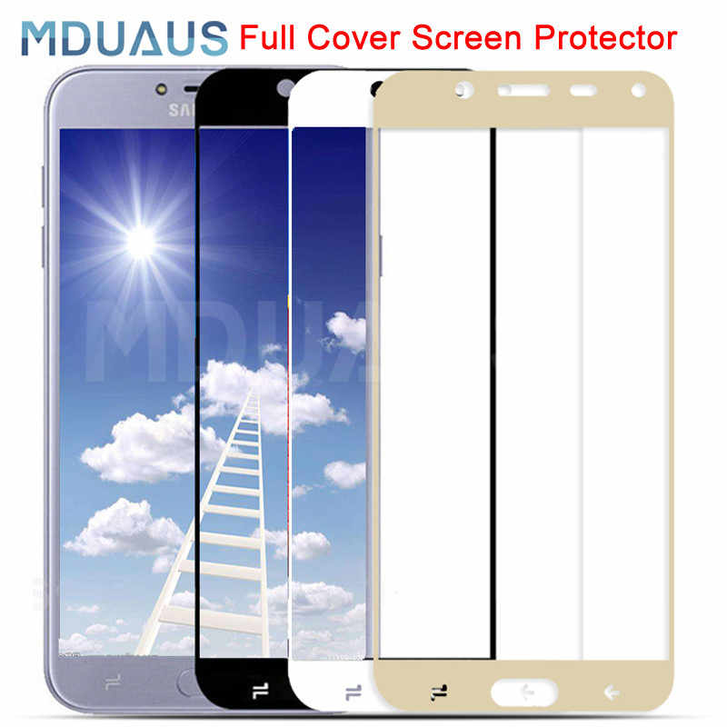 Vidrio Protector 9D para Samsung Galaxy A3 A5 A7 J3 J5 J7 2016 2017 S7 Protector de pantalla de vidrio templado de seguridad