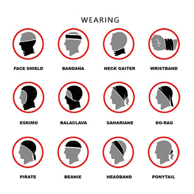 Black Lives Matter Mask Quick-drying Breathable Sport Cycling Skiing Hiking Bandana Scarf Men Women Neck Gaiter Cover Face Scarf 4