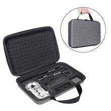 ใหม่ล่าสุด EVA Hard สำหรับ Insta360 ONE X 360 กล้องและอุปกรณ์ป้องกันกล่องเก็บกระเป๋าแบบพกพา