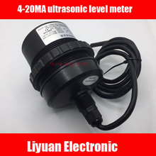 Ультразвуковой измеритель уровня воды 4 20 мА/передатчик уровня сточных вод/индикатор уровня материала воды/Ультразвуковые датчики 0 5 м