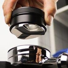 Регулируемый дистрибьютор для кофе из нержавеющей стали 304, Темпер для эспрессо 51/53/54/58/58, 35 мм, доступен для большинства портных устройств