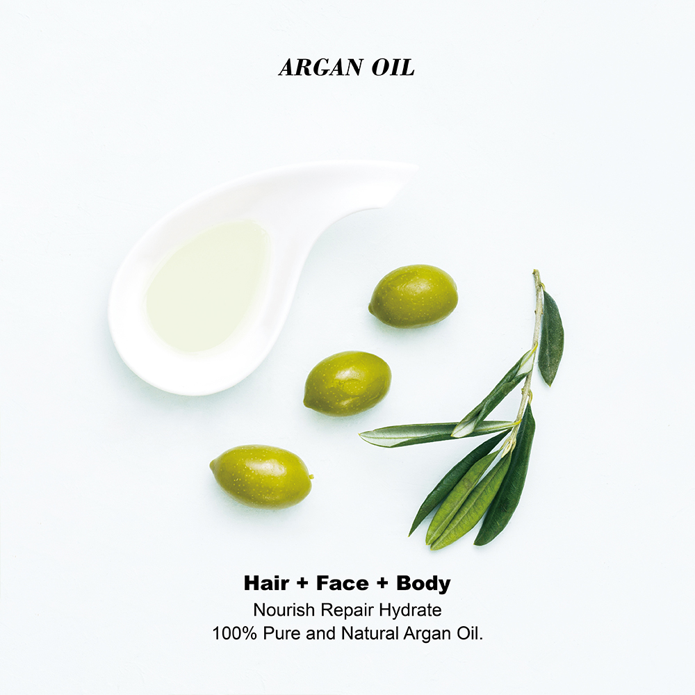 Купить с кэшбэком ISNER MILE 100ml Argan Oil Hair Care Treatment Essence Fast Powerful Hair Growth Liquid Hair Loss Products Serum Repair Hair