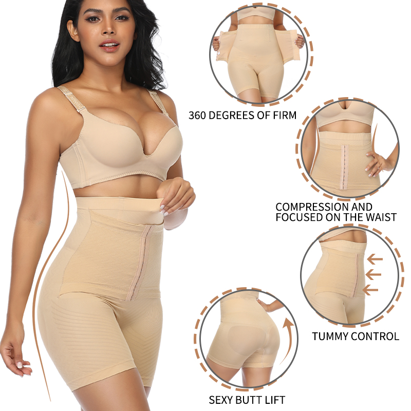 Tummy Control Underwear Butt Lifter Seamless Shaperwear