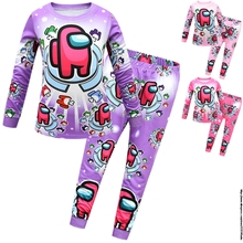 Game-Among Home-Wear Girls Sports Boys Cotton Children's New And Autumn Spring Us Soft