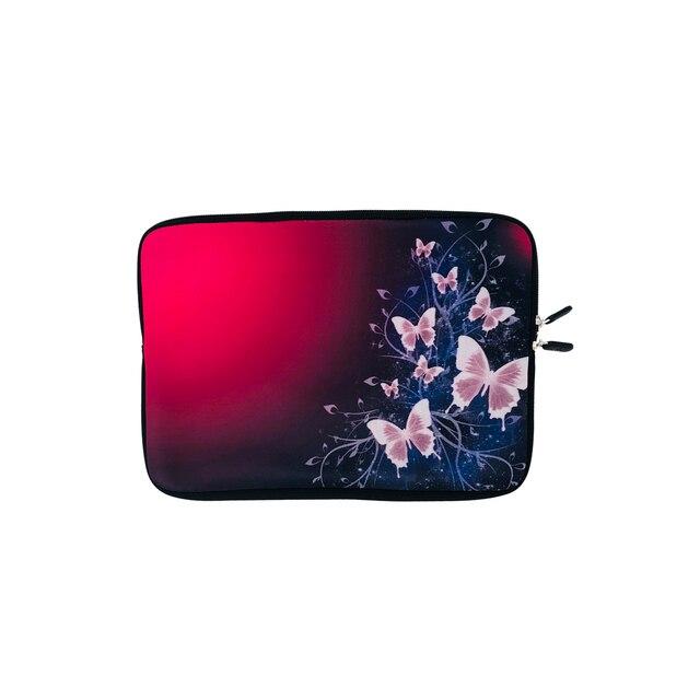 Torba na laptopa torba damska 7 8 Tablet 10.1 12.1 12 13 14 14.1 15.4 15.6 17 Ultrabook Chromebook Shell Cover dla Macbook Pro