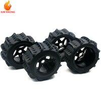 Neue Generation Sand Buster Reifen Paddle Rad Reifen (vorne und Hinten Gleiche) für 1/5 Hpi Rovan Km Baja 5b 5t 5sc Rc Auto Spielzeug Teile