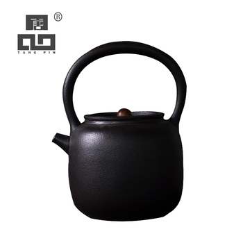 TANGPIN big capacity ceramic teapots handmade tea pot chinese kung fu tea pots 1000ml
