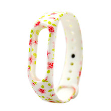 Colorful Silicone Replace Wristband Smart Watch Band Bracelet Wrist Strap Accessories For Xiaomi Mi 2 LHB99