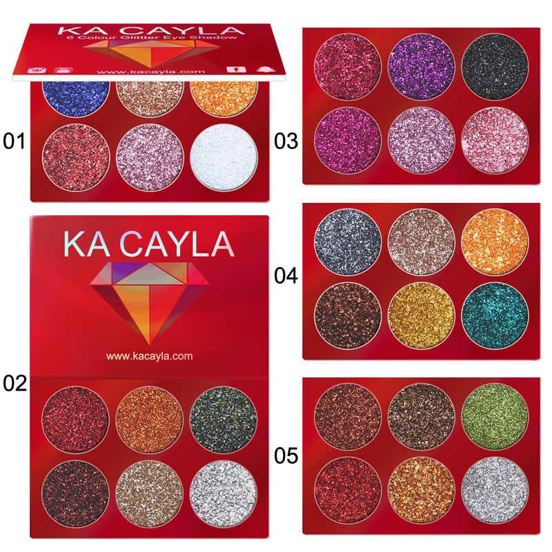 15 צבעים יהלומי Paillette צלליות צבעים מבריק הבלחה צלליות עמיד למים קוסמטי יופי איפור אבקת TSLM2