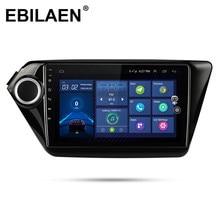 1Din Android 10,0 Auto-Multimedia-Player Für KIA RIO 3 2010-2017 Autoradio Navigation GPS Stereo Radio Kassette Recorder 4G IPS