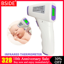 Infrared Thermometer BSIDE F906 Digital IR Laser Temperature Baby Forehead Non-Contact thermometer Gun for Infant Kids Toddler