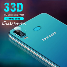 33D Camera Lens Screen Protector For Samdung S9 S10 S8 Plus Ptotective Glas On A 10 20 E 30 40 50 60 70 80 M20 Protector Film(China)