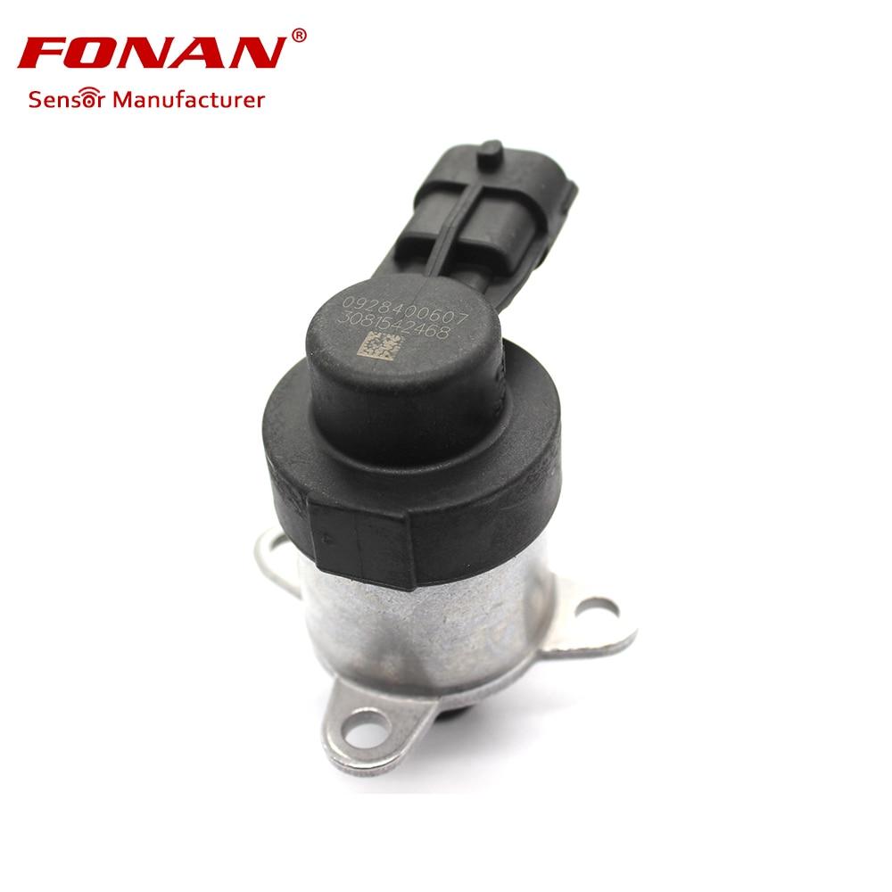 Adattarsi FORD PEUGEOT CITROEN 1.6 TDCI HDI D Pompa Carburante Regolatore Di Pressione Controllo