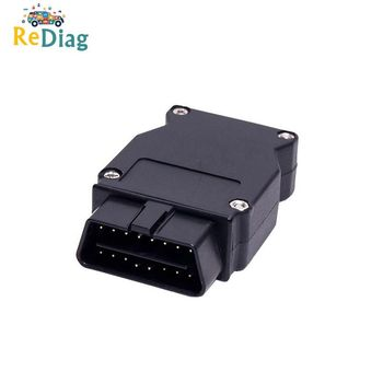 Top Quality OBD OBDII Adapter For BMW ENET Ethernet to OBD2 16Pin Connector Plug For BMW Cars ESYS ICOM Coding Interface image