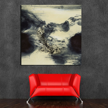 Abstract Artwork Zao Wou Ki Canvas Painting Posters Prints Marble Wall Art Painting Decorative Picture Modern Home Decoration HD
