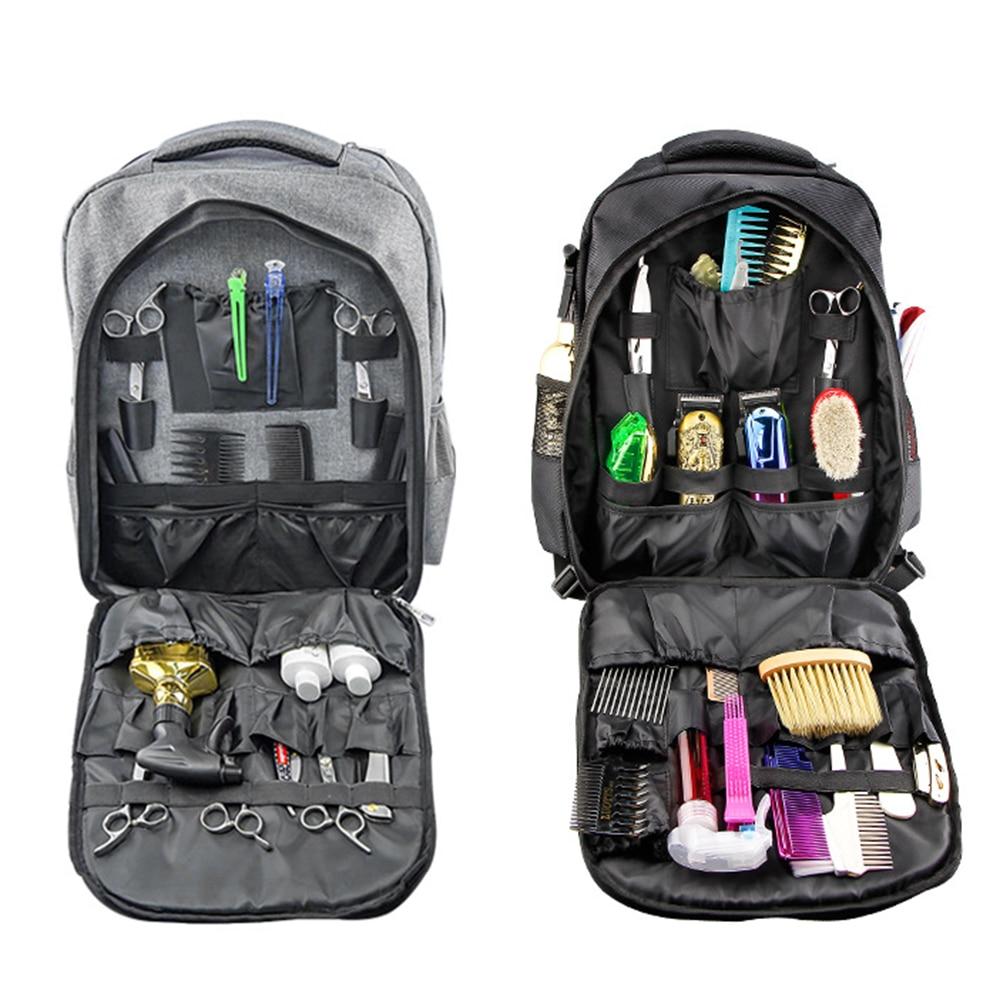 Barber Back Pack Hair Styling Accessories Storage Bag Professional Hairdressing Barber Tools Bag Hairdresser Backpack For Men