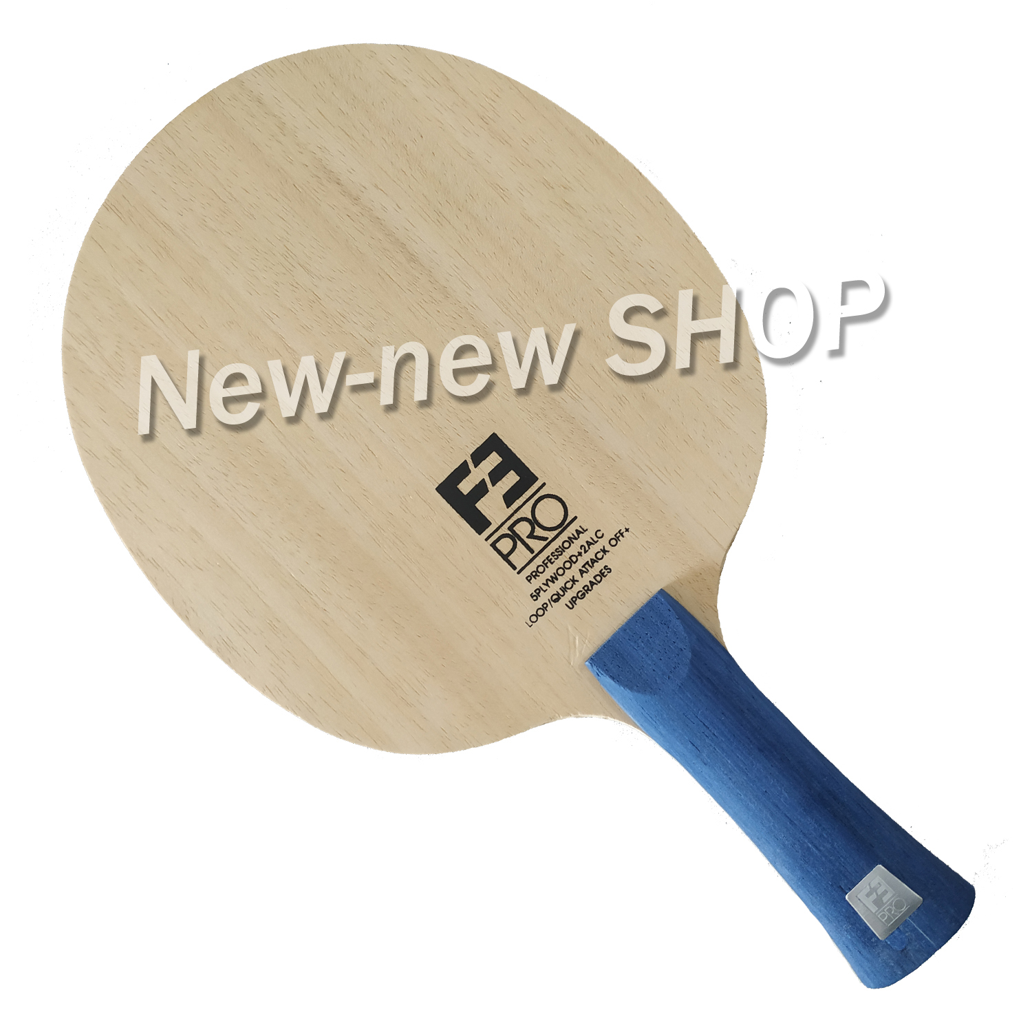 Sanwei F3 PRO Table Tennis Blade Ping Pong Paddle Racket Bat Arylate Carbon 5+2 ALC Premium Ayous Surface OFF++