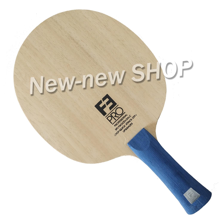 Sanwei F3 PRO ракетка для настольного тенниса ракетка для Пинг Понга Летучая мышь Arylate Carbon 5 + 2 ALC Premium Ayous Surface OFF + +