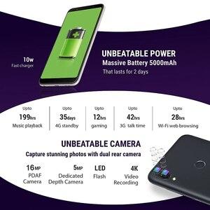 Image 4 - Global Version ASUS ZenFone Max Pro M1 ZB602KL 4/6GB RAM 64/128GB ROM SnapDragon 636 android 8.1 OTA Update 4G LTEสมาร์ทโฟน