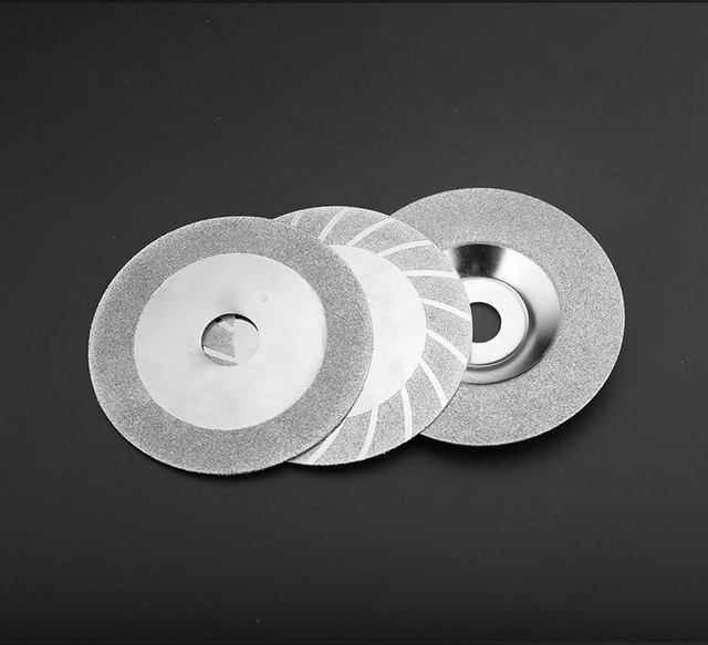 1 шт., 100 мм, углеродистая сталь, золотой тон, серебряная плитка, камень, стекло, алмазная пила, колесо режущего диска для стеклянной керамики, ...