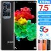 Smart Phone X70 Pro 12Gb Ram 512Gb Rom 5G Dual SIM Unlocked Smartphone Android 10.0 MTK 6799 Deca Core Mobile Phones GPS