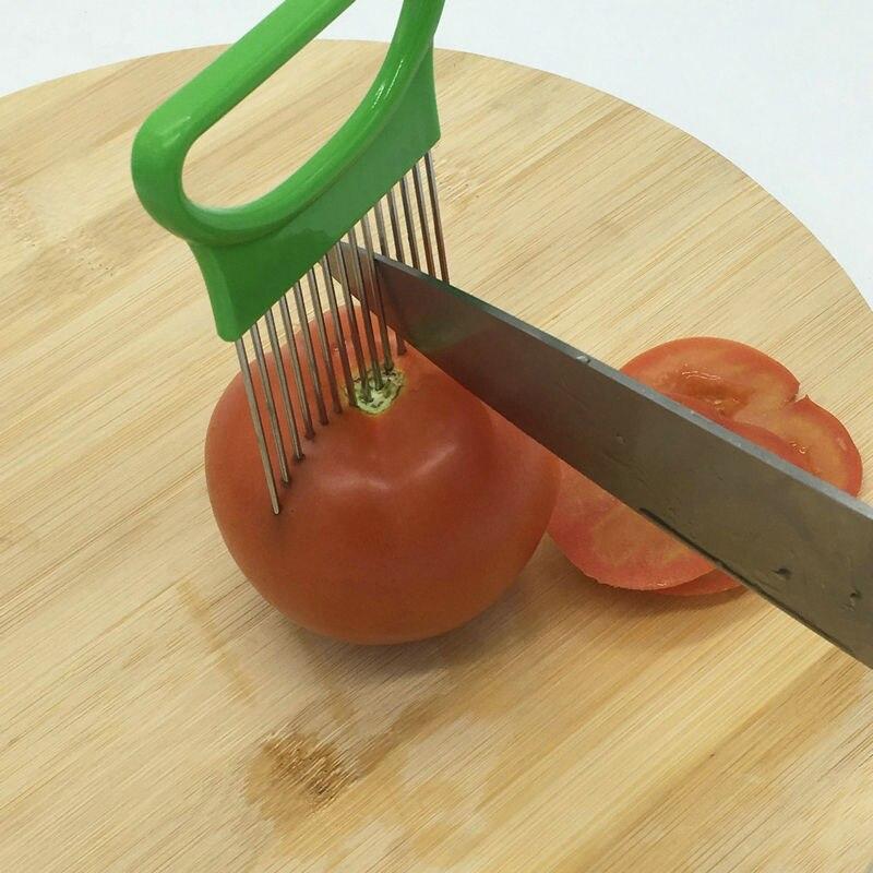 Multi-Purpose Stainless Steel Plastic Vegetable Slicer 2