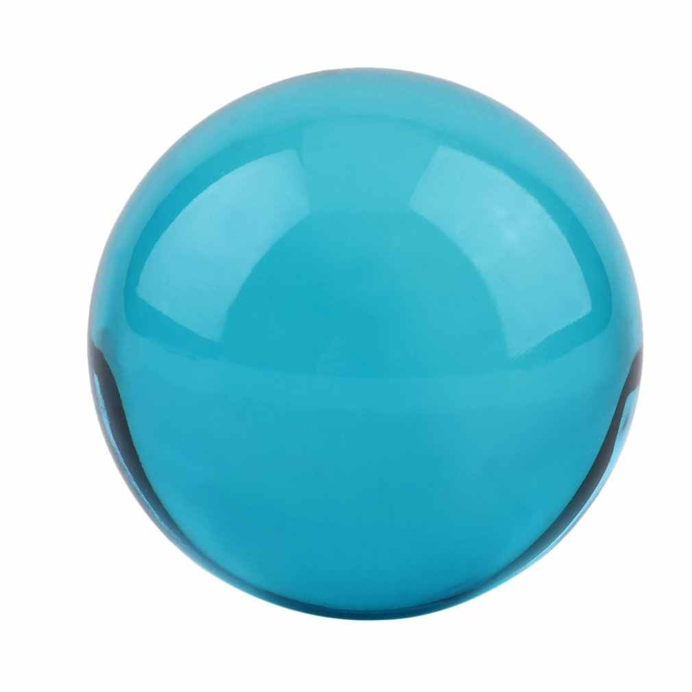 1Pc 1pc 4cm Shinning Kristall Ball Home Decor Ohne Stand Rosa Gelb Blau Schwarz ankunft
