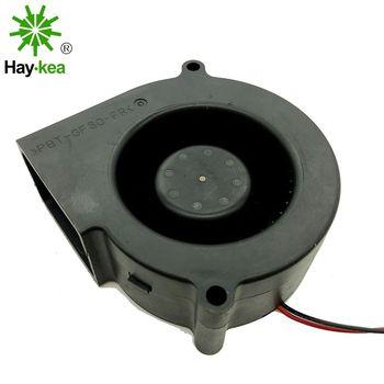 For NMB 7530 BG0703-B044-000 DC 12V 0.38A turbo centrifugal blower server inverter cooling fan nmb mat 5910pl 07w b75 l54 dc 48v 0 85a 170x150x25mm server square fan
