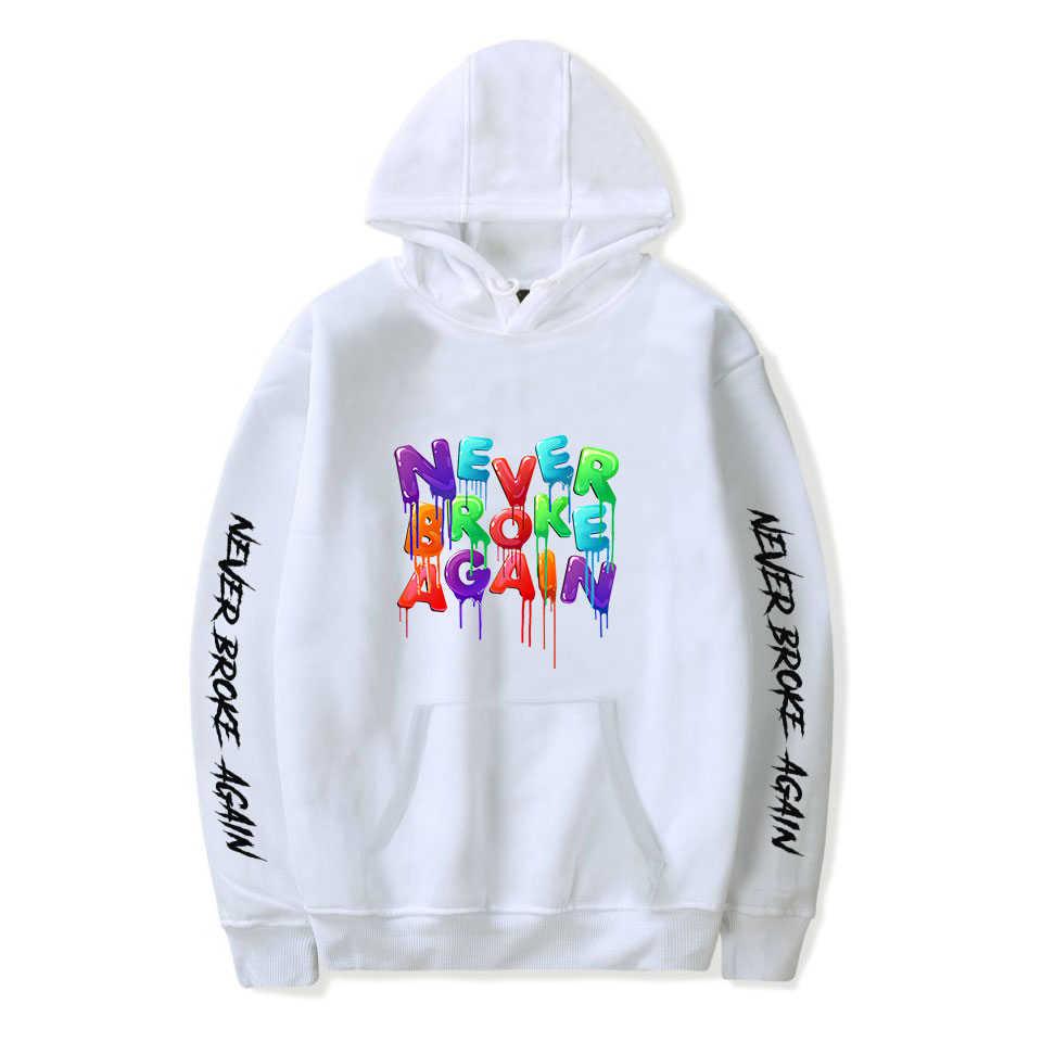 Rapper YoungBoy Never Broke Again Hoodies Men Harajuku Sweatshirt Women Streetwear Clothes Korean Hooded Pullover Clothing