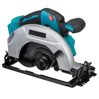 18V 21V 12000RPM Electric Wood Circular Saw Handle Power Tools Dust Passage Multifunction Cutting Machine For Makita Battery