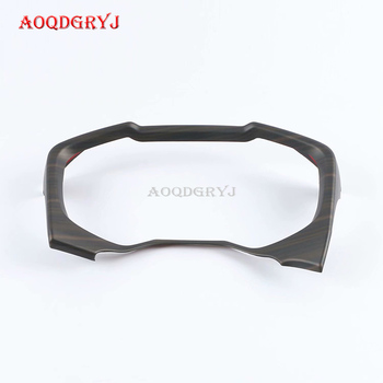 Car Styling Accessories For Toyota Rav4 2019-2020 Right-hand Drive Model Instrument Panel Molding Trim Covers